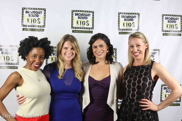 Meredith Akins, Education , Erin Glass, Founder, Jessica Diaz, Education , Andrea Kehler, Marketing