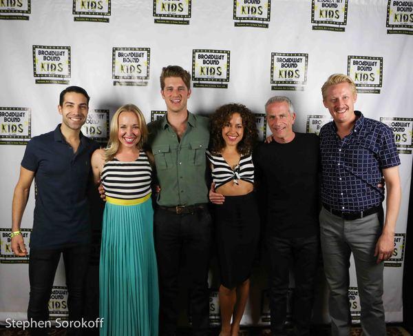 Nicky Venditti, Alicia Albright, Jonah Platt, Ioana Alfonso, Parc Platt, producer, Na Photo