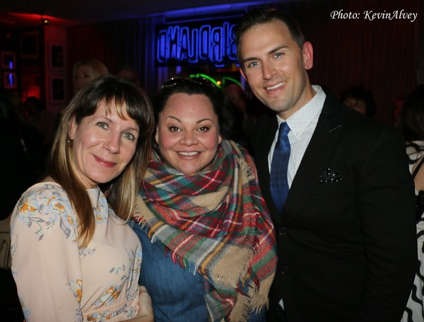 Maddy Wyatt, Keala Settle and Daniel Reichard