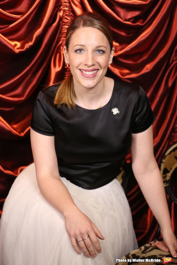 Photo Coverage Meet The Nominees Waitress Jessie Mueller