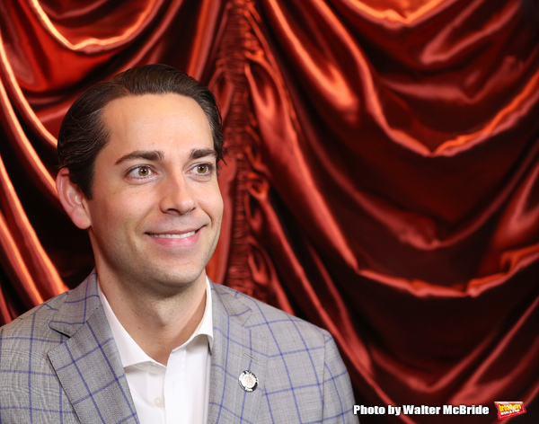 Photo Coverage: Meet the Nominees- SHE LOVES ME's Zachary Levi