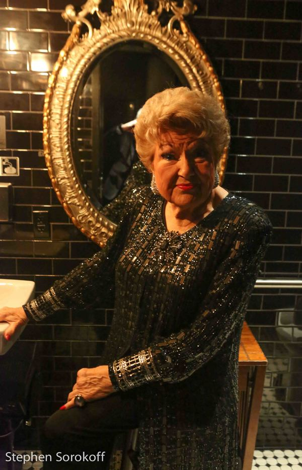 Photo Coverage: Marilyn Maye brings HIGHLIGHTS to Feinstein's/54 Below