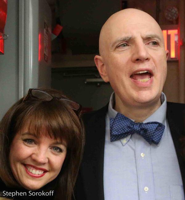 Deborah Lynn & Will Friedwald Photo