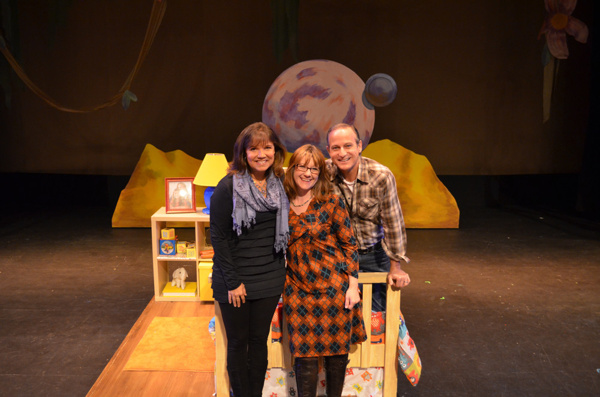 Jeannine Coulombe,  Michael Gruber, Lisa McCourt Photo