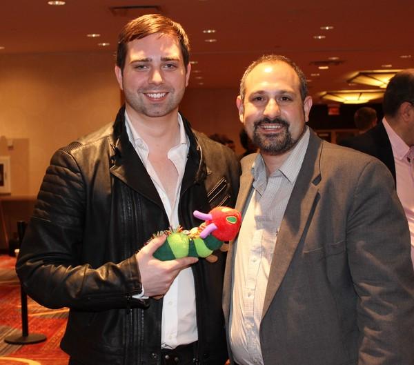 Jonathan Rockefeller and Joe Trentacosta Photo