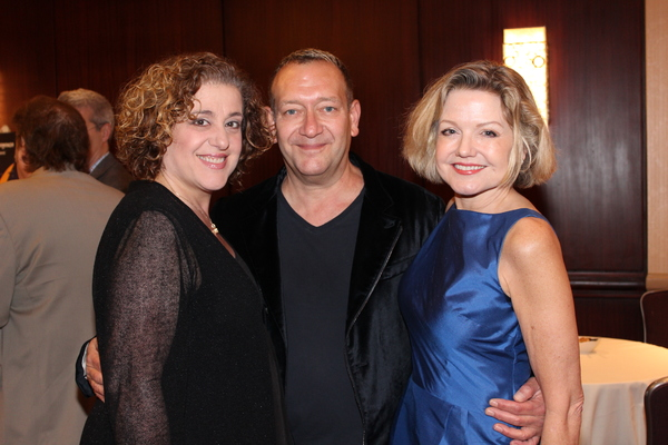 Mary Testa, Michael John Lachiusa, Alison Fraser