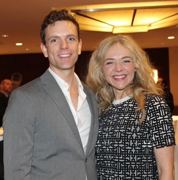 Pael Alexander Nolan and Rachel Bay Jones