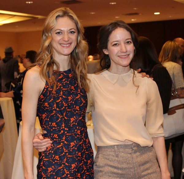 Marin Ireland and Brooke Bloom