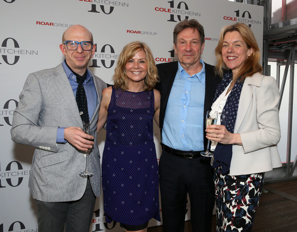 Steve Furst, Glynis Barber, Michael Brandon, Janie Dee Photo
