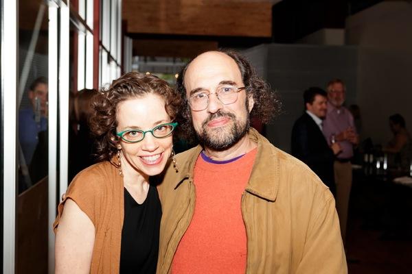 Lynn Tejada and Barry Smolin