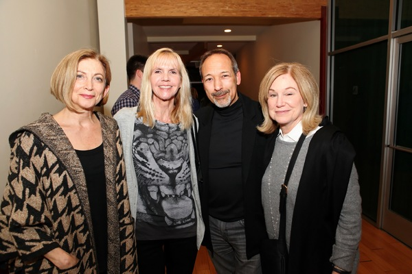 Liz Passero, Leanne Moore, Jeff Passero, Mary Kay Place Photo