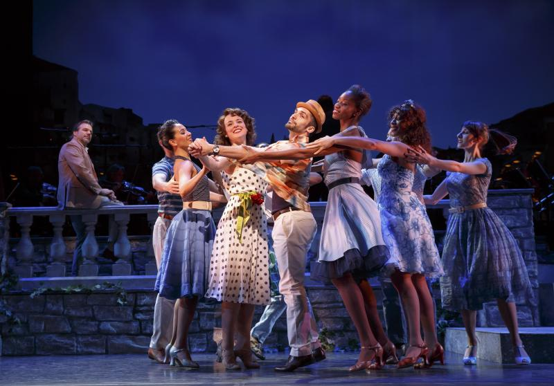 BWW Review: Rodgers and Sondheim's DO I HEAR A WALTZ? Elegantly Presented By Encores!