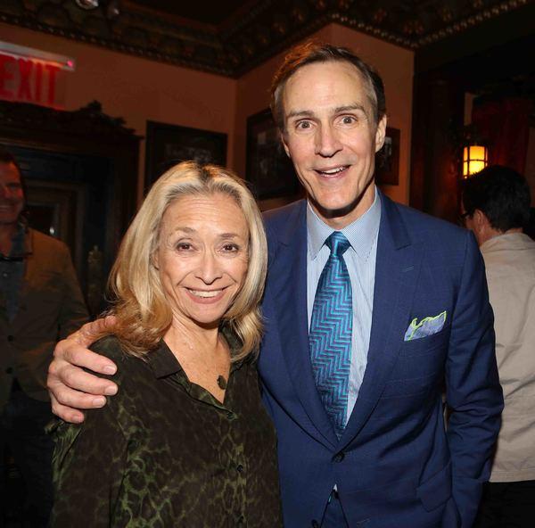 Photo Coverage: Howard McGillin Brings MY ROMANCE to Feinstein's/54 Below
