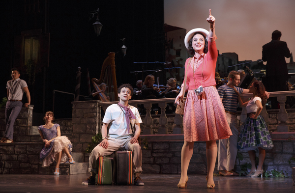 Photo Flash: First Look at Encores! DO I HEAR A WALTZ?