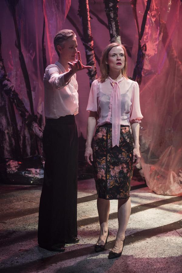 Kelli Simpkins and Erin Barlow