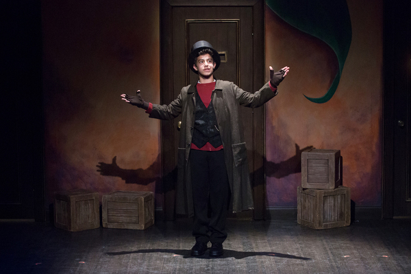 Photo Flash: Broadway Workshop & Project Broadway Stage JAMES AND THE GIANT PEACH