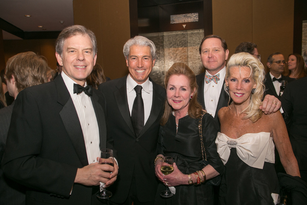 John H. Hunt, Paul Polizzotto, Ursula Lowerre, Paul Lowerre, and CeCe Black