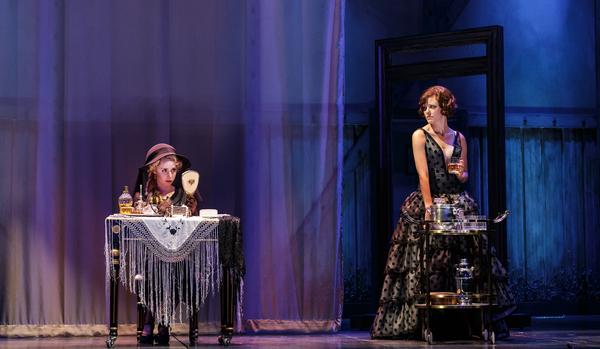 Photo Flash: Harriet Harris, Kate Rockwell & More Lead World Premiere of Joe DiPietro's HOLLYWOOD at La Jolla Playhouse