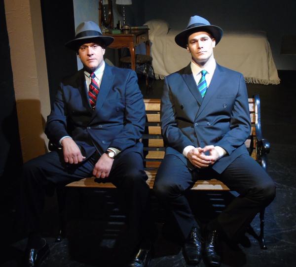 Chris Caldovino and Ethan McDowell