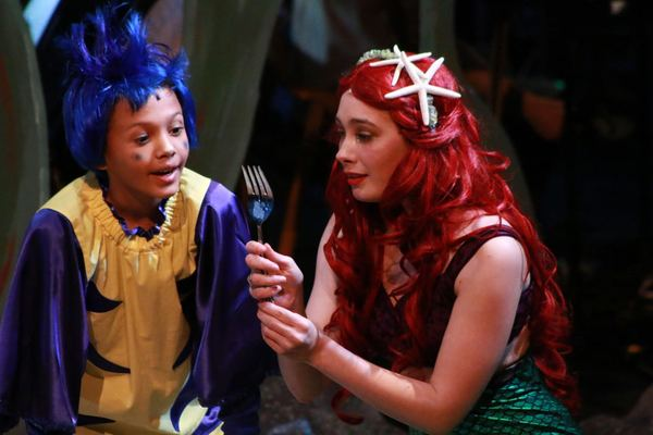 Photo Flash: First Look at BPA's THE LITTLE MERMAID, Now in Performances!