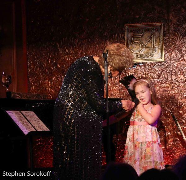 Marilyn Maye & Fan