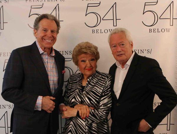 Bill Boggs, Marilyn Maye, Stephen Sorokoff