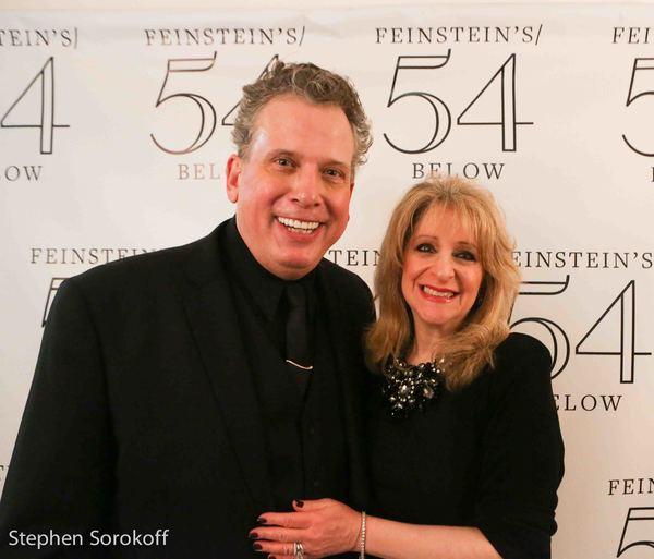 Billy Stritch & Julie Budd