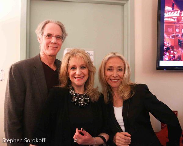 Dr. John Wagner, Julie Budd, Eda Sorokoff