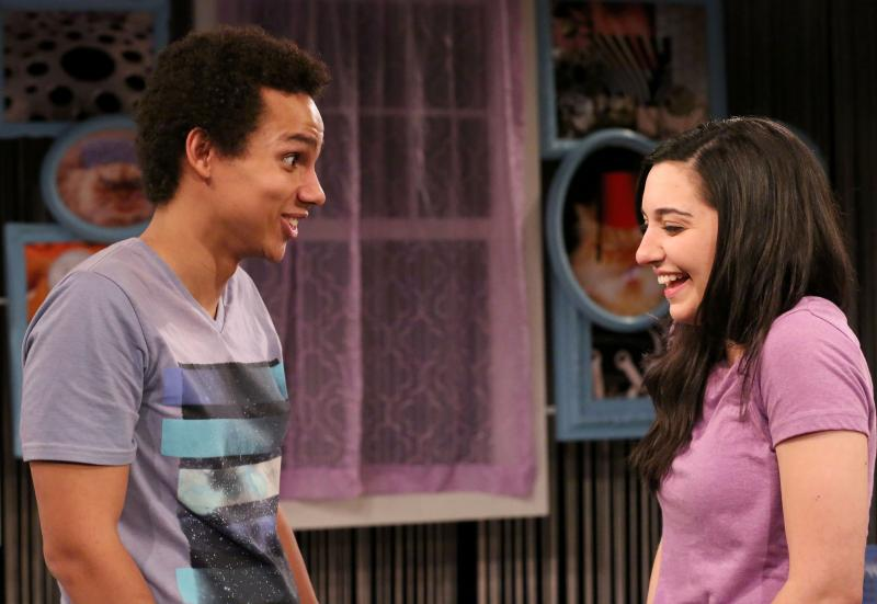 BWW Review: I AND YOU Tugs at Hearts at Stages Repertory