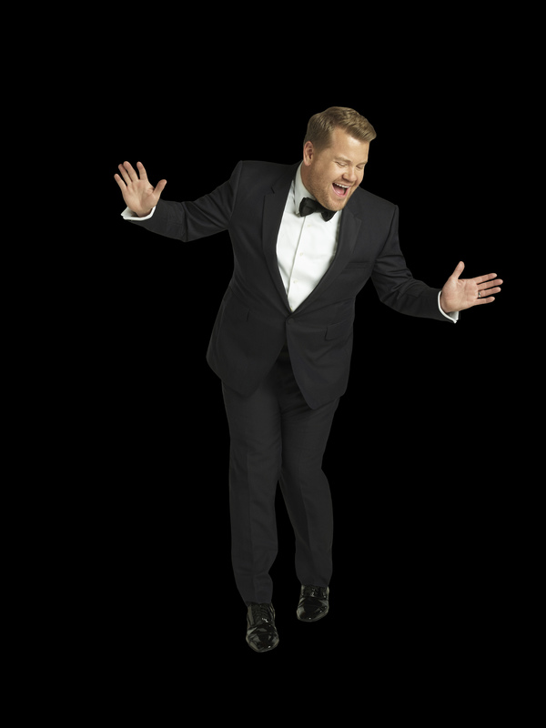 Past Tony Award-winner and 'The Late Late Show' host James Corden will host the 2016 Tony Awards, Sunday June 12 on CBS. Photo: Jason Bell/CBS © 2016 CBS Broadcasting Inc. All Rights Reserved.