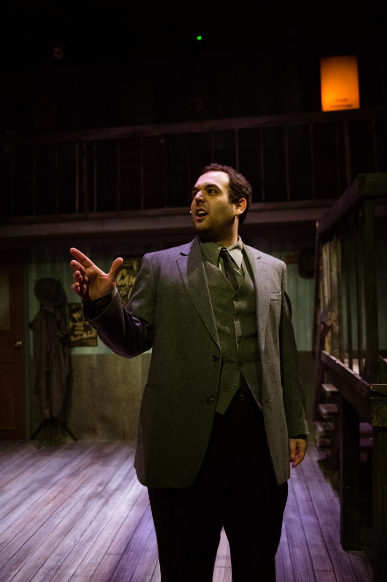 BWW Review: CITY OF ANGELS Jazzes It Up at NextStop
