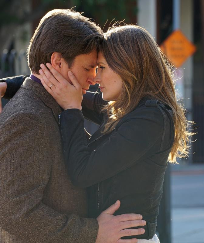 PHOTO: First Look at Tonight's CASTLE Series Finale on ABC