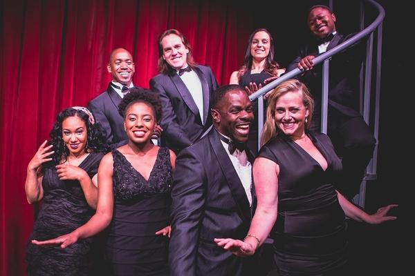 Photo Flash: Meet the Cast of Tacoma Little Theatre's SMOKEY JOE'S CAFE