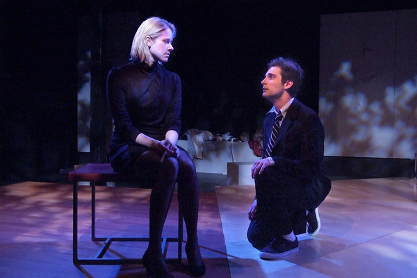 Photo Flash: First Look at GRUESOME PLAYGROUND INJURIES at the Hudson