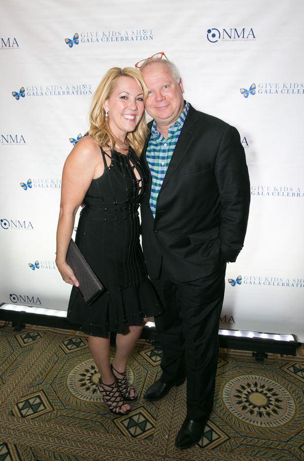 Heather Randall and Gary Springer