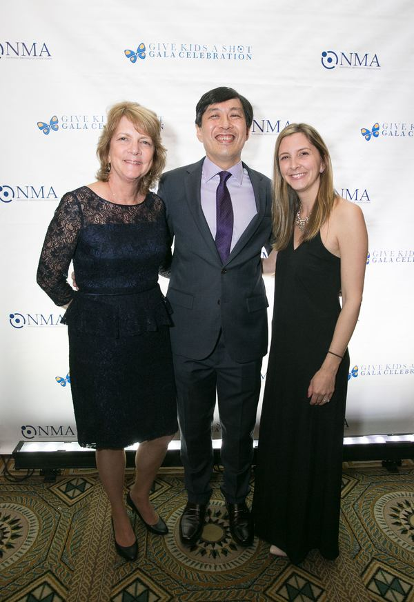 Paul Lee, MD, and guests