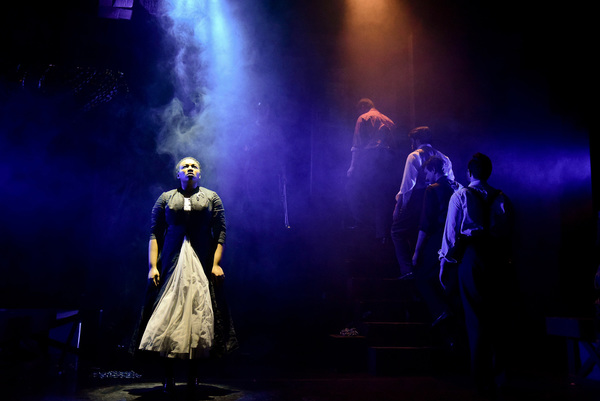Photo Flash: First Look at Underscore Theatre's HAYMARKET: THE ANARCHIST'S SONGBOOK World Premiere