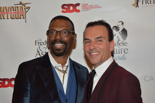 Michael-Demby Cain and Joe Lanteri Photo