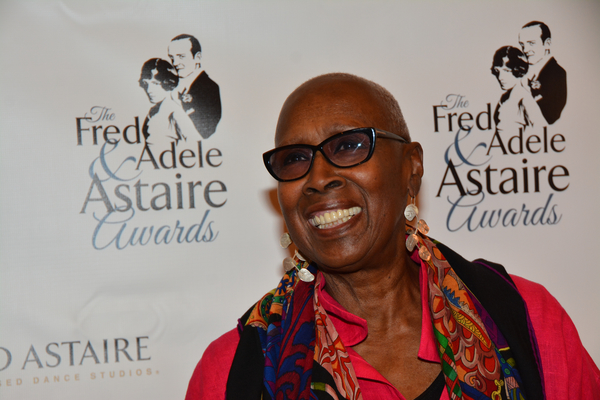 Photo Coverage: Dancers Unite on the Red Carpet at the 2016 Astaire Awards!