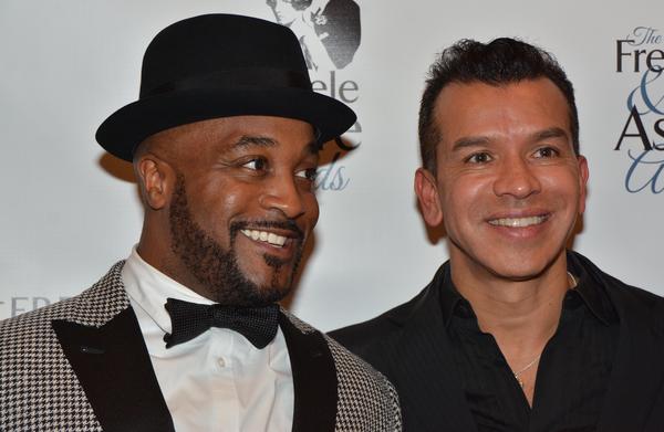 Darrell Grand Moultrie and Sergio Trujillo
