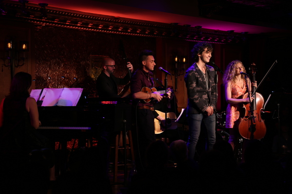 Michael Urie and The Skivvies