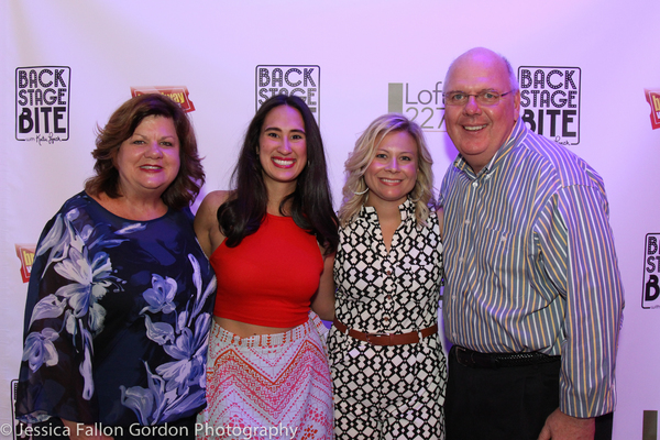 Katie Lynch with her family: Beverly Lynch, Emily Elisco and Michael Lynch Photo