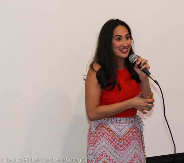 Photo Coverage: Katie Lynch & Friends Celebrate the Premiere of BACKSTAGE BITE!