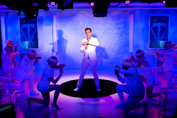 Photo Flash: First Look at Justin Matthew Sargent and More in BRAVE NEW WORLD Premiere at NC Stage