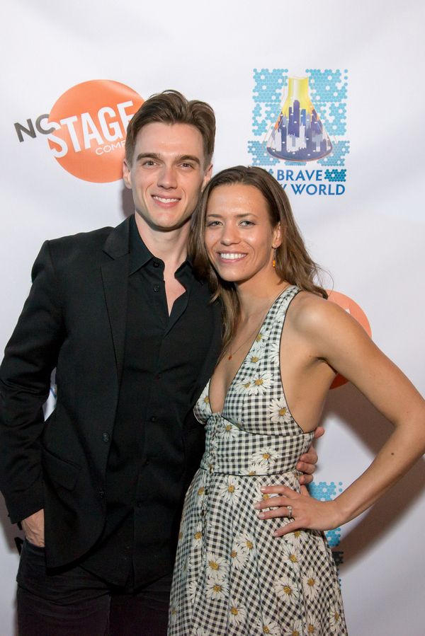 Justin Matthew Sargent and Celine Sargent