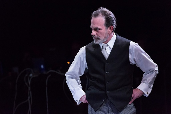 Photo Flash: First Look at THE NETHER at Alley Theatre