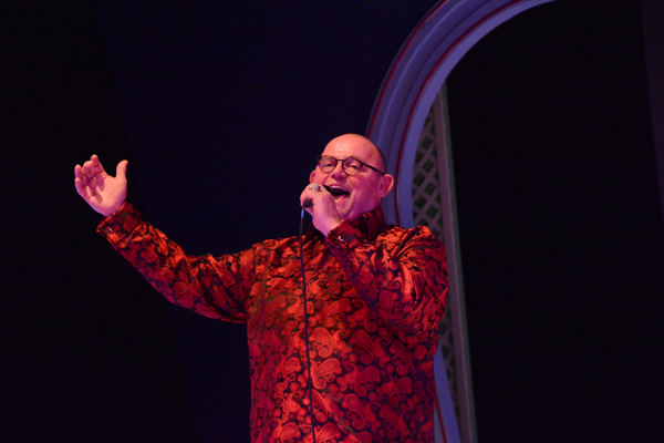 Photo Coverage: Ronan Tynan Plays Westchester Broadway Theatre