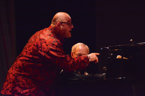 Ronan Tynan and William Lewis