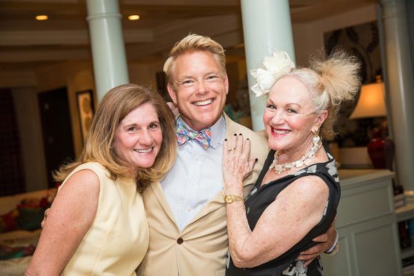 Mary Jane McCloskey, Cory McCloskey, Billie Jo Herberger Photo