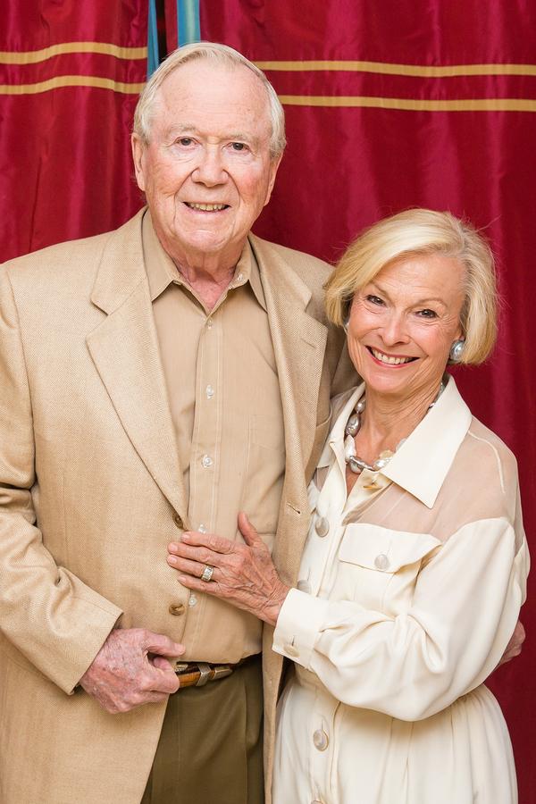 Ed White & Nancy White Photo